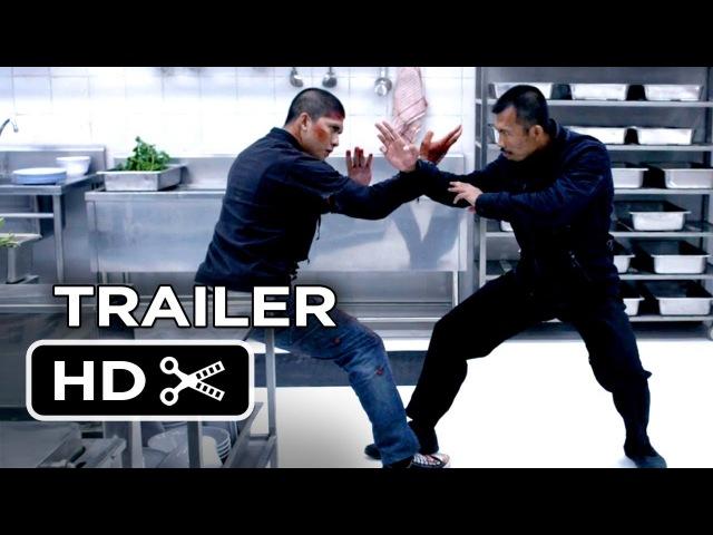 The Raid 2: Berandal Official Trailer 1 (2014) Crime-Thriller HD