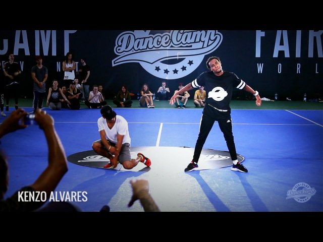 ★ Kenzo Alvares ft Lyle Beniga ★ How Many Times ★ Fair Play Dance Camp 2015 ★