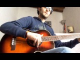 Quiet Sunday Funky - Fender T Bucket Acoustic Bass