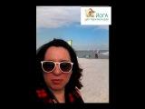 АННА продолжает нас знакомить с #aqualeto смотрим пляж и сёрфстанцию