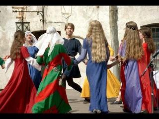 Рыцари. Мастер класс по средневековым танцам.