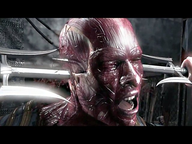 Mortal Kombat X All Fatalities Brutalities X Ray, Intro Quotes - Mortal Kombat X Reptile, Ermac