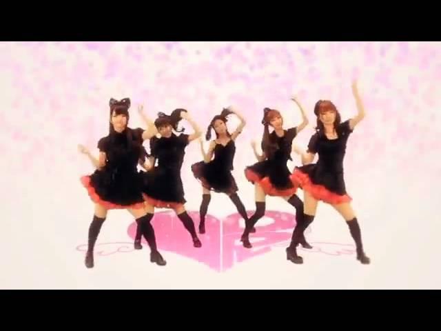 【DANCEROID】リリリリ★バーニングナイト(固定映像)