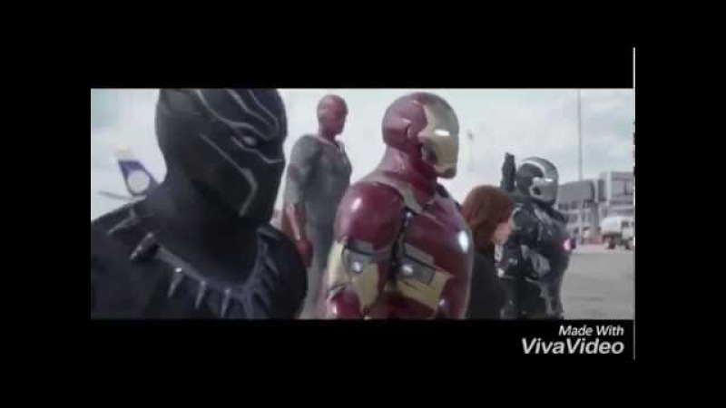 Rise - Skillet (Captain America Civil War Tribute)