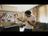 Chester Bennington (dancing funny moments)