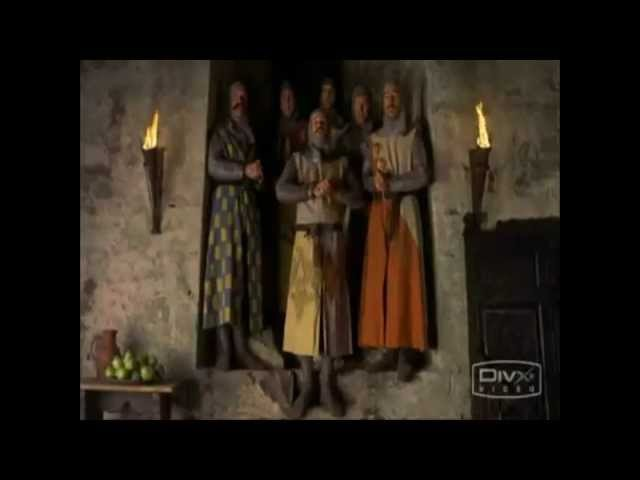 Monty Python and the Holy Grail - Camelot Song (Lyrics)