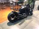 Présentation : Harley Davidson V-Rod No Limit Custom