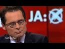 Roger Köppel gibt Ralf Stegner SPD eine Lektion in Sachen Demokratie Hart aber Fair