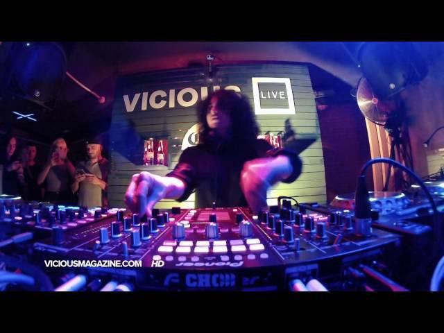 Nicole Moudaber Vicious Live Goya Social Club Madrid