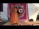 Классический индийский танец Катхак Ямини - Часть 1 - Фестиваль GO FEST - 02.08.2015
