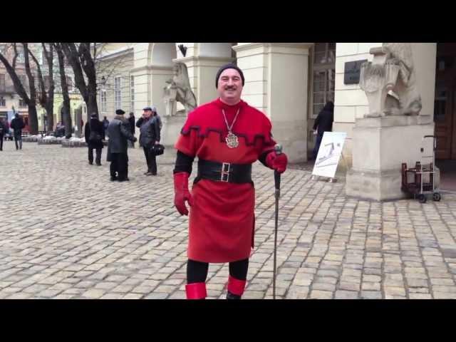 Скрябін - То Є Львів. Відеокліп (HD).