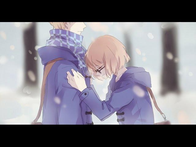 Курияма и Акихито Ты моя ножевая