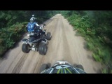 ATV Riding in Michigan 2010 (GoPro HERO HD) Yamaha YFZ450R (A Day To Remember)