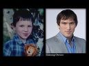 Российские хоккеисты в детстве и спустя время | Александр Овечкин, Евгений Малки