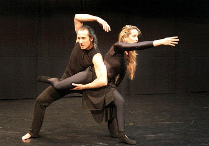 Амнон Дамти — лучший глухой танцор мира!