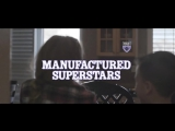 Manufactured Superstars ft Danni Rouge - Great Escape, 2016