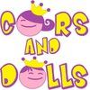 Интернет-магазин детских игрушек Cars and Dolls