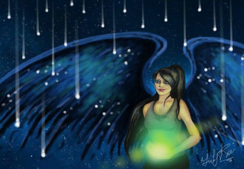 Ангел звёздного неба