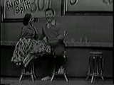 PAT BOONE on TV 1957 singing TUTTI FRUTTI little richard (Low)