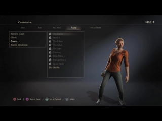Uncharted 4 — Dance