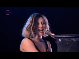 Lady Gaga - The Edge Of Glory (Live @ BBC Radio1's Big Weekend)