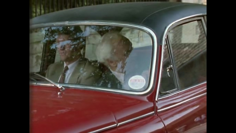 Inspector Morse. S06E04. Absolute Conviction.