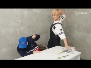 Severe beating (B1A4's Sandeul Baro)