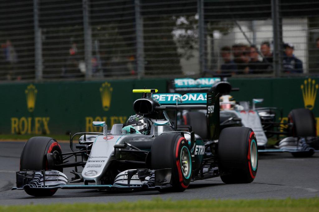 Победителем первого этапа чемпионата «Формулы-1» стал германец Нико Росберг