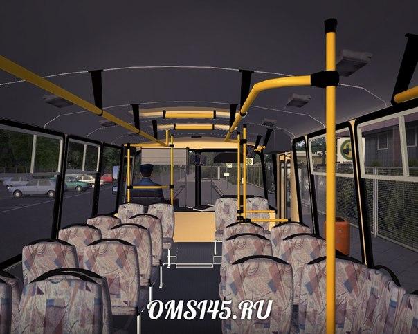 скачать паз-32053 для omsi 2 бесплатно