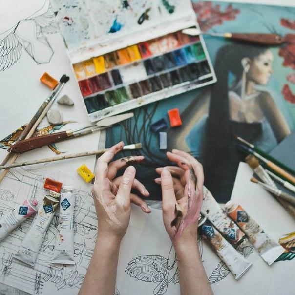 Конкурсы для художников в инстаграм