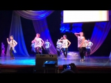 Jazz-funk KIDS младший состав команды INFLAME choreography by Kira Morozova