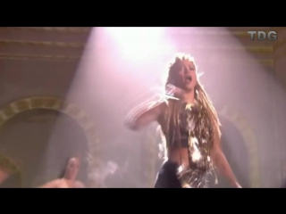 Shakira - Did It Again Mtv Europe Music Awards