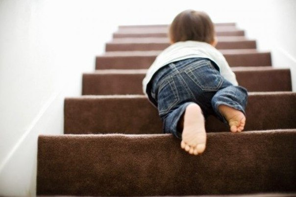 Ребенок всегда способен преподать взрослому три урока: он весел безо в