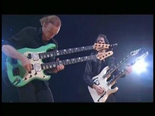 Paul Gilbert Billy Sheenan HD - Mr.Big (Live at Budokan 2009)
