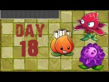 [Android] Plants vs. Zombies 2 - Lost City Day 18