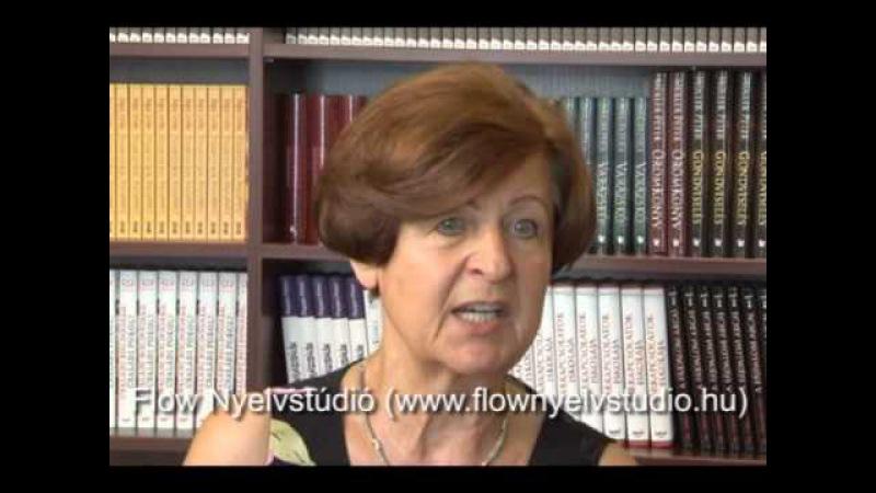 Prof Dr Bagdy Emőke A hatékony nyelvtanulás titka