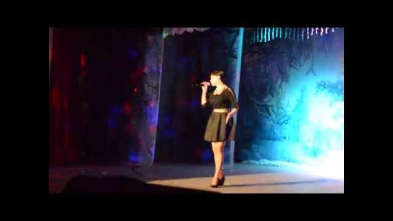 Екатерина Золотова(Родюкова) - Смогла(Рождественский концерт 2015)