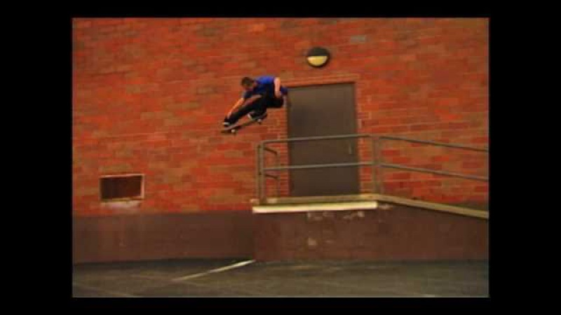 Emerica's Brandon Westgate: New shoe, new part - 2011