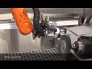 Delcam Robotics Solutions for Adaptive Manufacturing