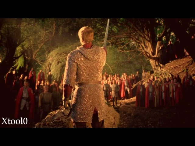 Illuminated    The King and the Sorcerer [Merlin BBC]
