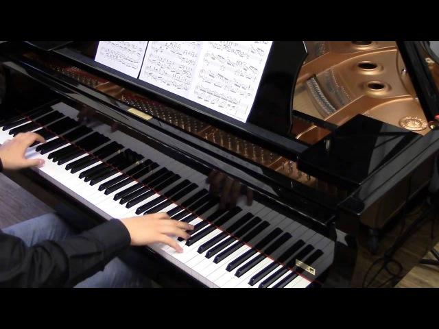 Cha-la Head Cha-la - Dragon Ball Z OP [piano]