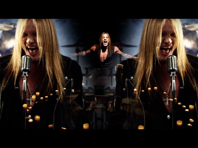 Sebastian Bach - Temptation (Official Video New Album 2014)