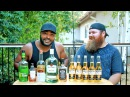 Black Guy vs Beard Man: 5 shots to 5 beers
