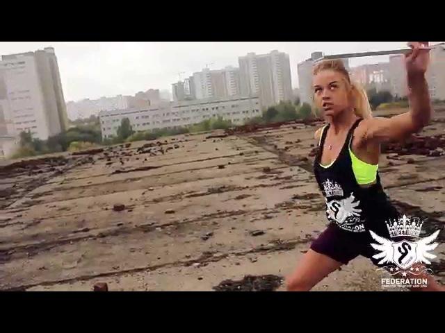 XMA Girls Darya Danausova