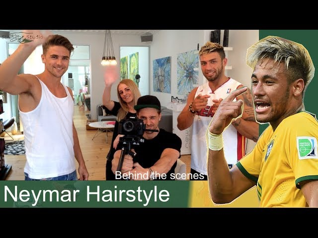 Slikhaar TV Talk Show ep6 | Behind The Scenes | Neymar Hairstyle World Cup Brazil 2014
