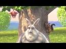 Большой Бак _ Big Buck Bunny мультфильм короткометражка Большой Зай