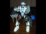 Домашние сражения игрушек ↑ Робот Полицейская легенда EARTH HEROES ↑ Обзор игрушек