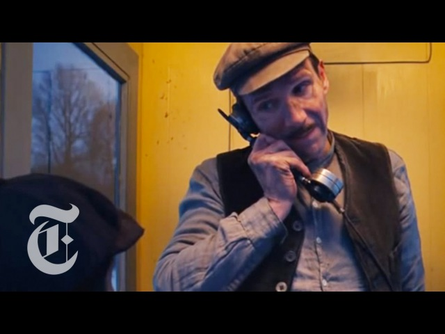 The Grand Budapest Hotel | Anatomy of a Scene w Director Wes Anderson | The New York Times