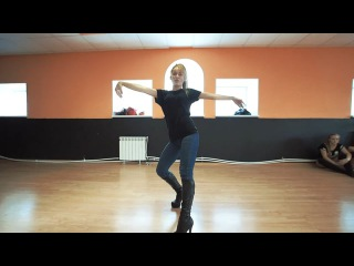 Fit&Dance Studio. Heels intensive. Choreo by Nina (Flame)