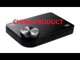 Creative Sound Blaster X-Fi Surround 5.1 PRO USB с computeruniverse